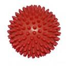 Tüskés masszírozó labda, 8 cm SPARTAN
