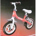 Tanulókerékpár SPARTAN RUNNING BIKE  Pedál nélküli, fémvázas gyakorló kerékpár 3-5