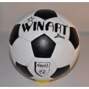 Bőr focilabda, 4-s méret WINART BASIC