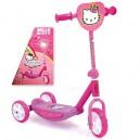 Roller, háromkerekű HELLO KITTY