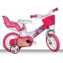 Gyerek kerékpár 12' - DINO BIKES BARBIE
