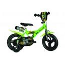 Gyerek kerékpár 12' - DINO BIKES TURTLES