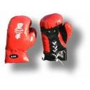 Ruca Fighter marhabőr bokszkesztyű tépőzárral