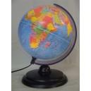 Csillagászati földgömb, 25 cm - duó