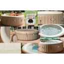 Mobil Jacuzzi PureSpa Bubble by INTEX