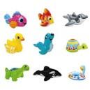 Felfújható vízi állatkák INTEX 58590