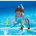 Vízben merülő labdák INTEX 55503