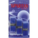 Tenisz grip - kék, SPARTAN SOFT 702