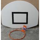 Streetball palánk szett 90 x 67 cm