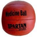 Spartan bőr medicinlabda 5 kg